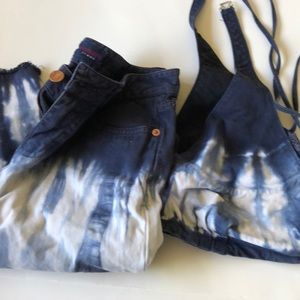 Vintage Tommy Tie Dye outfit